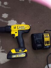 Dewalt 18v Drill And Charger
