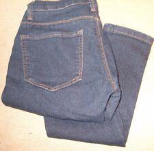 NEW $58 FOREVER 21 SIZE 24 JUNIORS GIRL SKINNY LEG DARK WASH STYLE JEAN PANTS