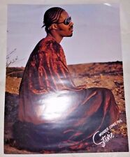 Stevie Wonder POSTER MIRACLES Mary Wells MARVELETTES