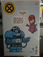 POWERS OF X #3 SKOTTIE YOUNG  VARIANT MARVEL COMICS X-MEN MAGNETO