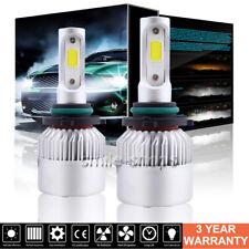 9006 LED Headlight Bulbs For Toyota Camry 2000-2006 Corolla 2001-2013 Low Beam
