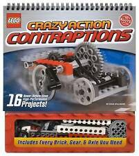 Lego: Crazy Action Contraptions by Scholastic US (Mixed media product, 2008)
