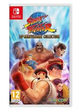 VIDEOGIOCO STREET FIGHTER 30TH ANNIVERSARY EDITION NINTENDO SWITCH ITALIANO