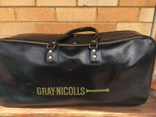 Vintage 70s/80s Gray Nicolls Cricket Bat Kit Bag