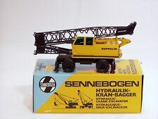 Sennebogen Zeppelin Wheel Crane - 1/50 - Conrad #2810 - MIB