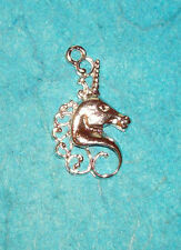 Pendant Carousel Horse Charm Unicorn Charm Magical Horse Charlie the Unicorn