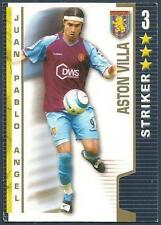SHOOT OUT 2004-2005-ASTON VILLA & COLOMBIA-JUAN PABLO ANGEL