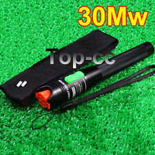 30Mw 20-30Km Visual Fault Locator Fiber Optic Laser Cable Tester Test Equipment