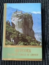 More details for meteora the rocky forest of greece athens 1984 paperback book