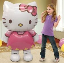 "Hello Kitty Large Balloon 45"" Cartoon Toy For Birthday Party Wedding Decoration"