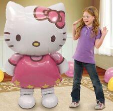 """Hello Kitty Juguete Globo 45"""" dibujos animados Grande Para Fiesta De Cumpleaños Boda Decoración"""