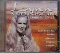 Lynn Anderson - Country Songs (CD) (2000) New