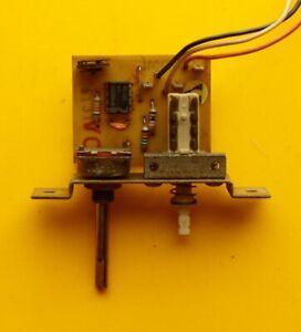 REVOX B77 - MKI 2 Tracks Parts 1.177.330-12 Variable Speed Control Button Pot