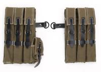 Magazintaschen MP 38/40 Paar (2 Stück) - WaA Stempel