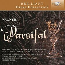 KEGEL/ADAM/TESCHKER/RSOL/+ - PARSIFAL 3 CD NEUF WAGNER,RICHARD