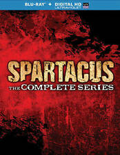 Spartacus: The Complete Collection (Blu-ray Disc, 2014, 13-Disc Set) like new