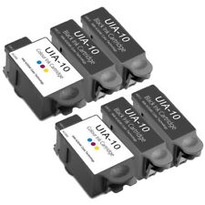 2set2bk Advent 10 Compatibe Ink Cartridge for ABK10 ACLR10 A10 AW10 AWP10