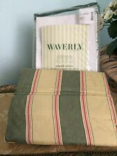 Waverly Melrose Stripe Sorbet Amanda Valance, NIP