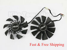 95mm ASUS GTX780 GTX780TI R9 280X 290 290X Dual Fan Replacement T129215SU 5Pin