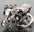 Cool Motorcycle Key Ring Chain Motor Keychain New Fashion Cute Lover Gift GA CM