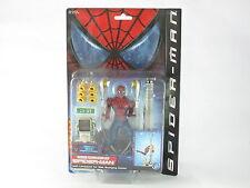 Marvel legends web swinging spider-man movie mosc scellé nouveau série Toy Biz 3