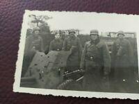 2 WK Foto Wehrmacht Soldaten Kanone Ukraine