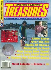 2008 Western & Eastern Treasures Magazine: Fields/Detecting in Deed/Blue Topaz