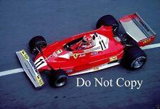 Niki Lauda Ferrari 312 T2 Grand Prix de Mónaco 1977 fotografía 1