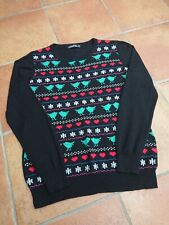 GORGEOUS Sugarhill Christmas Jumper UK 12 Ladies
