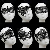 Sexy Lace Mask Masquerade Fancy Costume Party Ball Hollow Flower Eye Mask new.