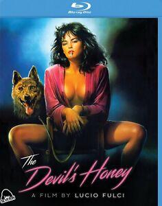 THE DEVIL'S HONEY - Blu-ray - Cult Euro Exploitation - Uncut - Lucio Fulci