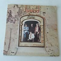 Bread - Manna - Vinyl LP UK 1st Press Die Cut Tri-fold Sleeve EX/EX David Gates