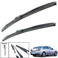 """Mazda 6 Hatchback 2007-2012 hybrid wiper blades set of front 24""""16"""""""