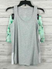 f9a073cacb19 Sonoma Womens Pajama Set XS XSmall 2 Piece Sleepwear Tank Shorts Toucan 148