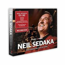 Neil Sedaka Essential Collection CD & DVD Show Goes On Live Royal Albert Hall