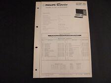Original Service Manual Philips 22 GF 110