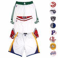 NBA Adidas auténtico equipo en la cancha emitido Home Pro Cut Juego Pantalones cortos para hombre