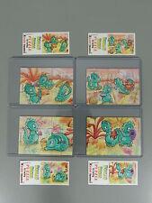 PUZZLE: Drolly Dinos 1993 - Superpuzzle + alle 4 BPZ