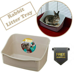 Ferplast Rabbit Litter Tray L 305 Toilet for Rodent Cages Rabbits and Small Easy