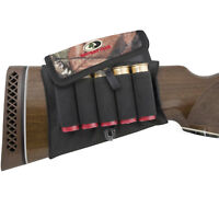 MO-LBSHS Mossy Oak Break-Up COUNTRY Buttstock SHOTGUN 5 Shell Holder 458