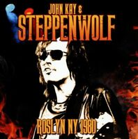 John Kay & Steppenwolf - Roslyn NY 1980 (2016)  CD  NEW/SEALED  SPEEDYPOST