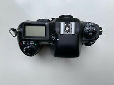 Nikon F100 35mm Body Only Film Camera - Black