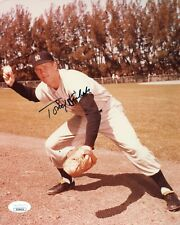 Tony Kubek New York Yankees Signed Photo Autographed Photograph JSA COA 8x10