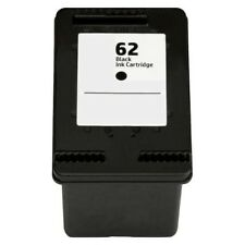 Refilled HP 62 Black Ink Cartridge HP62 C2P04AE