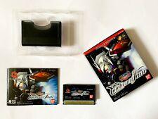 Wonder Swan SD Gundam Emotional Jam WS Wonderswan Boxed Manual Game Japan JP