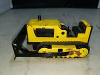 Vintage Tonka Bulldozer, Mini Vehicle 1 43 Scale
