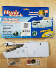 Handy Stitch Mini Portable Hand-held Sewing Machine Cordless Electric