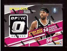 2019-20 Donruss Optic Basketball Mega Box - Target Exclusive - ZION? JA MORANT?