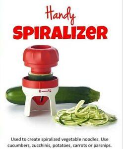 Tupperware Handy Spiralizer