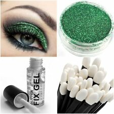 Eye shadow glitter makeup eyeshadow eyeliner shimmer Fix Gel Set
